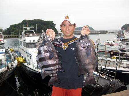 9月22日五島石鯛