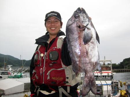 9月22日五島石鯛1