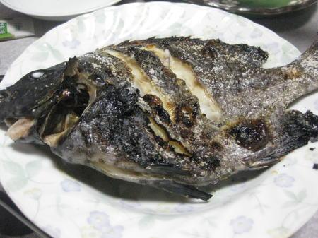 イシガキ塩焼