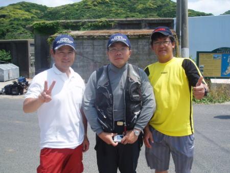 台湾の3B勲さんと