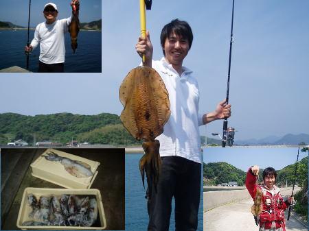 イカ釣り行脚3