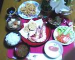 元旦の晩御飯♪