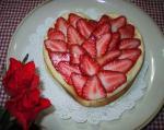 ヨーグルトチーズケーキ♪St. Valentines Day♡