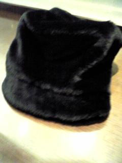 帽子好き♪