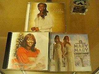 X'mas CDs 2007