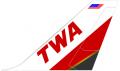 TWA 1995-2001