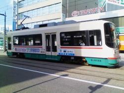 路面電車 富山