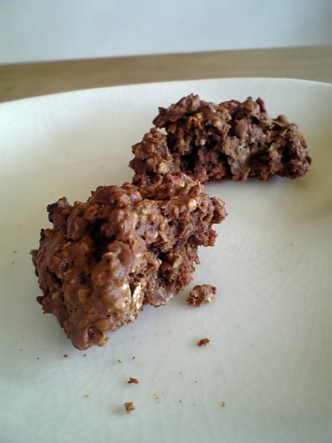 キャロブクッキー