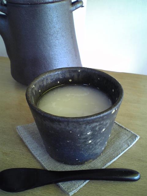 玄米酒粕カンパーニュ