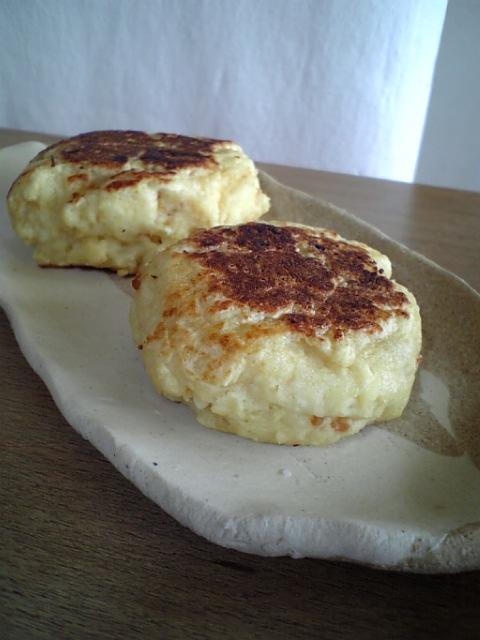 豆腐味噌パン