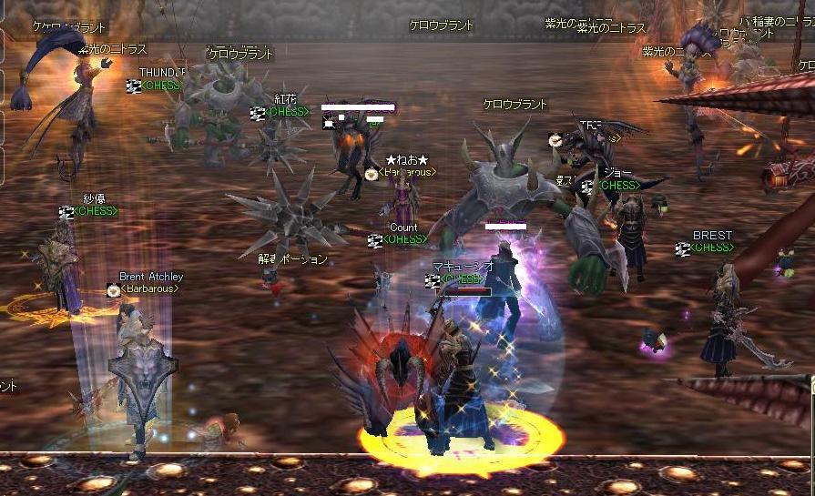 PK戦 In 4F