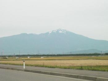 鳥海山10.5