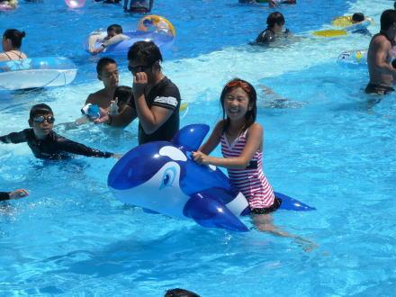 110717nagashima pool4