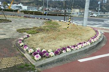 春の和田駅の風景2010-2011 4月16日まで 220