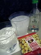 トルコ機内酒