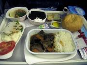 トルコ機内食1