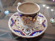 トルココーヒー完成