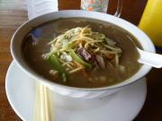 ホッパ山の麺