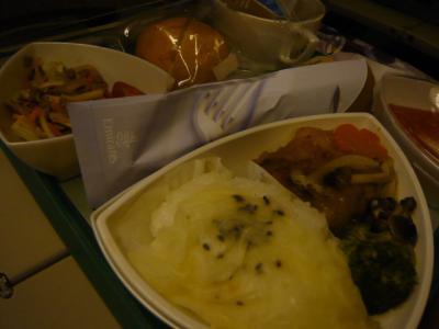 エミレーツ航空「成田→ドバイ」8