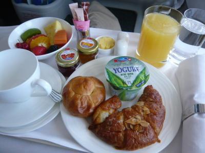 エミレーツ航空「ドバイ→カサブランカ(ビジネス)」7