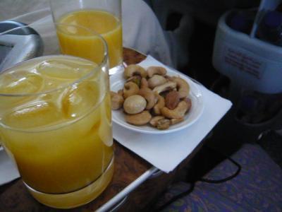 エミレーツ航空「ドバイ→カサブランカ(ビジネス)」10