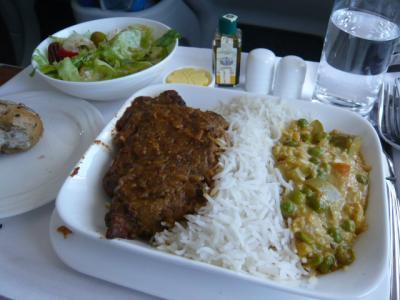 エミレーツ航空「ドバイ→カサブランカ(ビジネス)」15