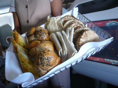 エミレーツ航空「ドバイ→カサブランカ(ビジネス)」13