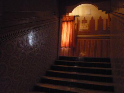 モロッコ・ダデス渓谷「Hotel du Vieux Chateau du Dades」12