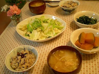 野菜ばっかり~♪