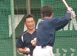 大島コーチ