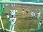 野球教室③
