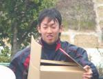 平野佳くん!