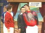 893ではありません。北川夏団治氏です。