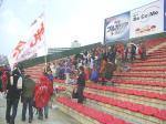 広いスタジアムに、Bsファンの2次会の雄叫びが轟く!
