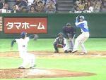 久々に好投、平野佳くん!