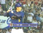 打者・平野佳くん