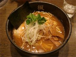 八王子ラーメン・八麺会・楓