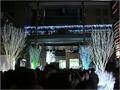 2007・クリスマス・イルミネーション・汐留・日テレ前・全体