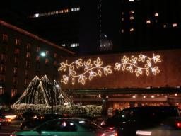 2007・クリスマス・イルミネーション・日比谷・帝国ホテル