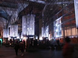 2007・クリスマス・イルミネーション・丸ノ内・東京国際フォーラム