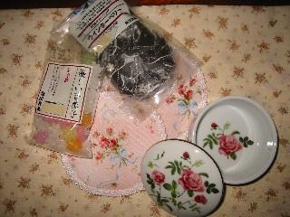 hakumiちゃんからのプレ