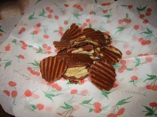 ロイズのチョコポテト