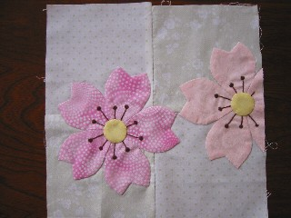 お花のマンスリー・桜