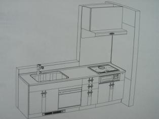 タカラキッチン図