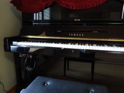 ピアノ事情
