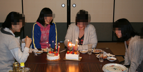 20110103お誕生会