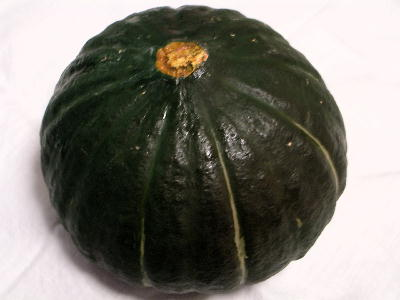 坊ちゃんかぼちゃ@おかまちゃん。
