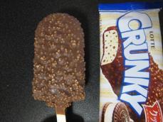 クランキークッキー&クリーム