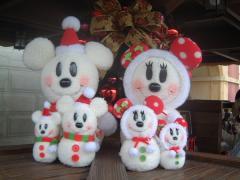 ディズニー2007 クリスマス