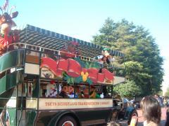 ディズニー ランド 2007.11.12 パレード③